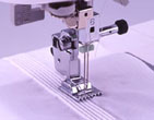 Brother F058 Pin Tuck Sewing Machine Foot 7mm