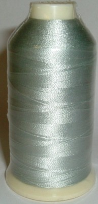 Marathon Embroidery Machine Thread 1000m 1163 SILVER
