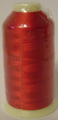 Marathon Embroidery Machine Thread Rayon 1000m 1050 RED