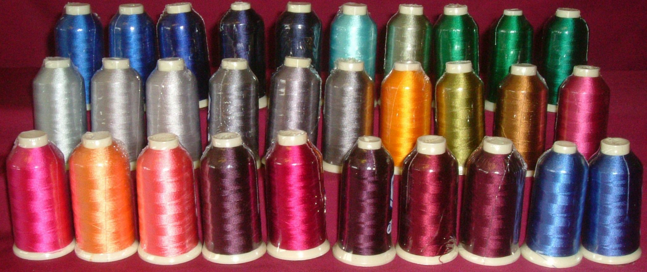 Embroidery Thread For Machines  2017  2018 Best Cars Reviews