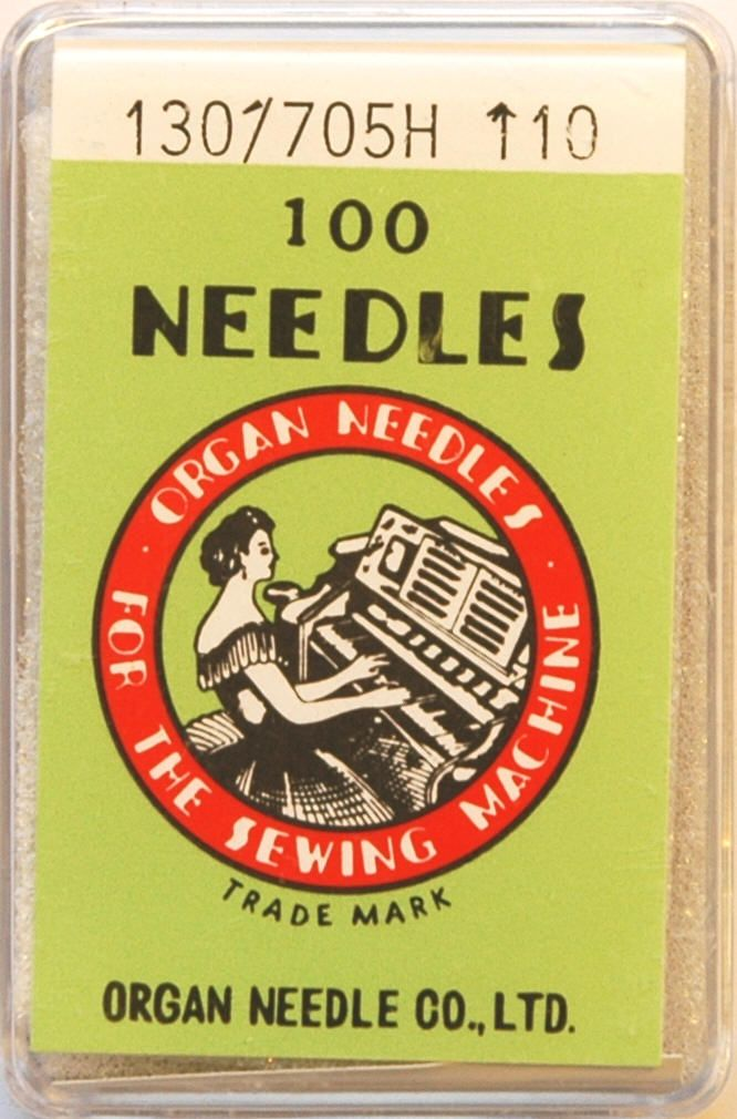organ sewing machine needles