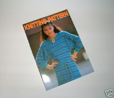 My Sewing and KnittAntics: Translating French Knitting