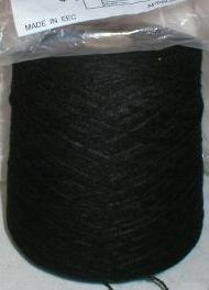 Bramwell Fine 4ply Yarn 500g - Black