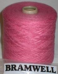 Bramwell Fine 4ply Yarn 500g - Dusty Pink