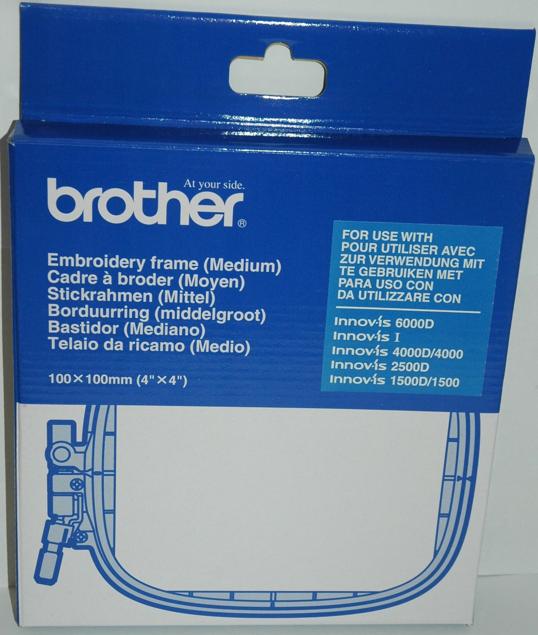 Brother Embroidery Frames