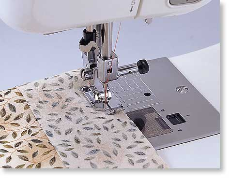 "Brother F001 1/4"" Quilting Foot"