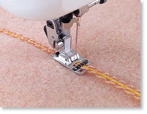 Brother F024 Cording Foot 5mm