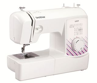 Brother LX17 Sewing Machine - Opened Box