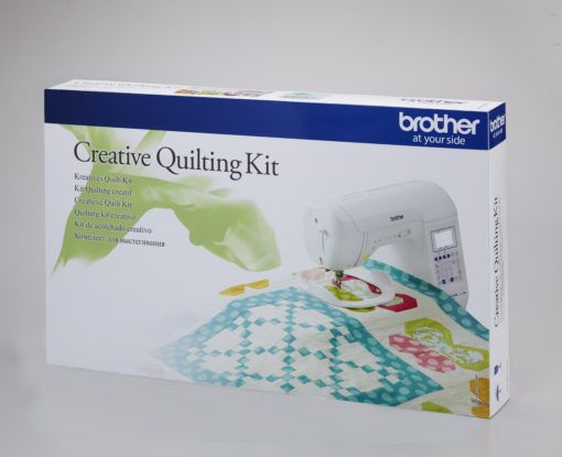 Brother Quilting Kit  QKF3UK