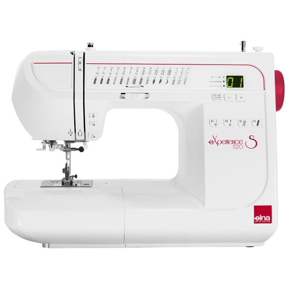 Elna 520S Sewing Machine