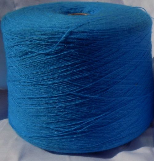 High Bulk Knitting Machine Yarn  1/15 Ocean 1.5 Kilo
