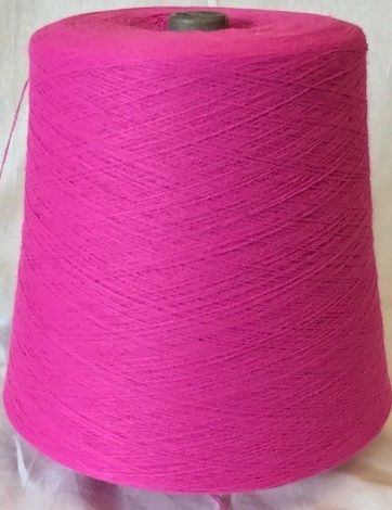 High Bulk Yarn 2/28s - Fuchsia - 1500g
