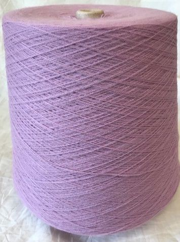 High Bulk Yarn 2/28s - Mid Lilac- 1300g