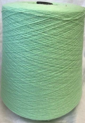 High Bulk Yarn 2/28s - Pale Mint - 1300g