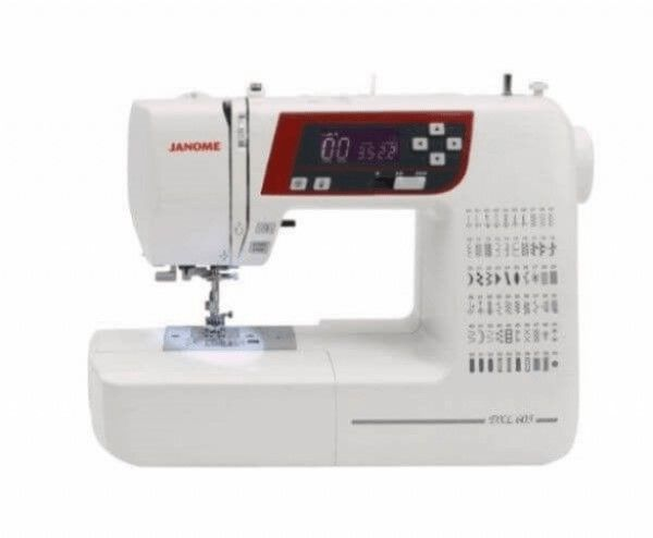 Janome DXL603 Computerised Sewing Machine Plus Free Quilt Kit