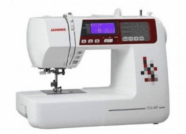 Janome TXL607 Computerised Sewing Machine