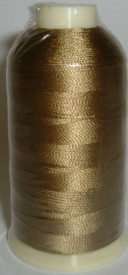 Marathon Embroidery Machine Thread 1000m 1186 GOLD