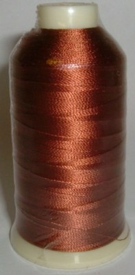 Marathon Embroidery Machine Thread 1000m 1305 Deep Gold