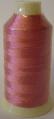 Marathon Embroidery Machine Thread Rayon 1000m 1035 Piglet Pink