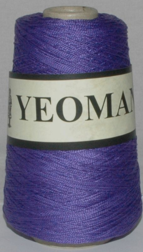 Perle Soft Mercerised Egyptian Combed Cotton - Purple - DISC