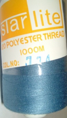 Polyester Sewing Machine Thread 1000 Metres Spools 774