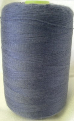 Polyester Sewing Machine Thread 1000 Metres Spools Mid Denim - 1031