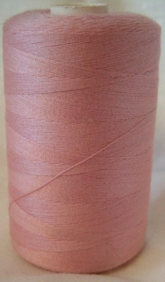 Polyester Sewing Machine Thread 1000 Metres Spools Pink Mist - 1051