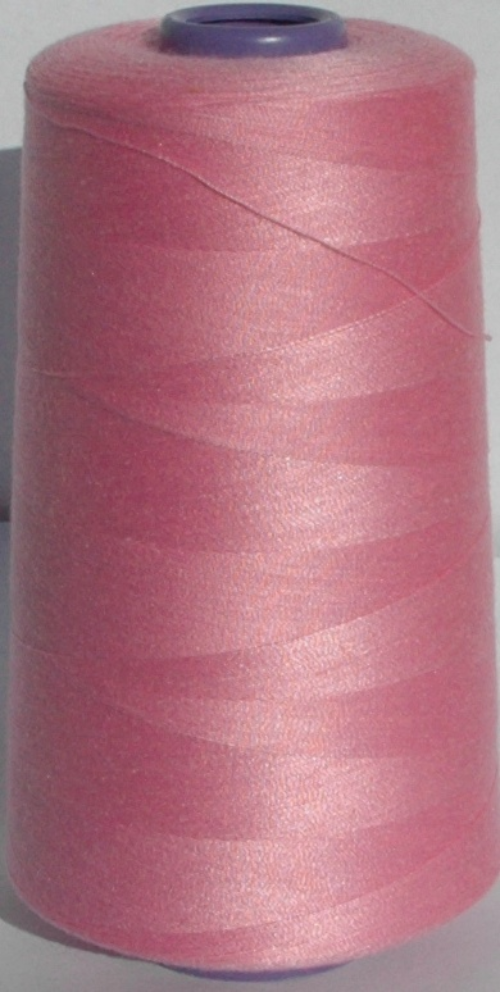 Sewing Machine & Overlocker Thread - Pink
