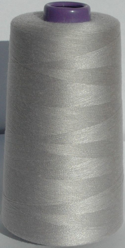 Sewing Machine & Overlocker Thread - Silver