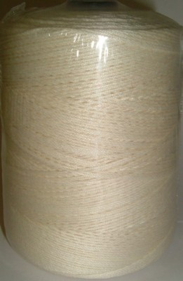 Yeoman Cannele Corded Mercerised Cotton 4ply Cream Y196.008