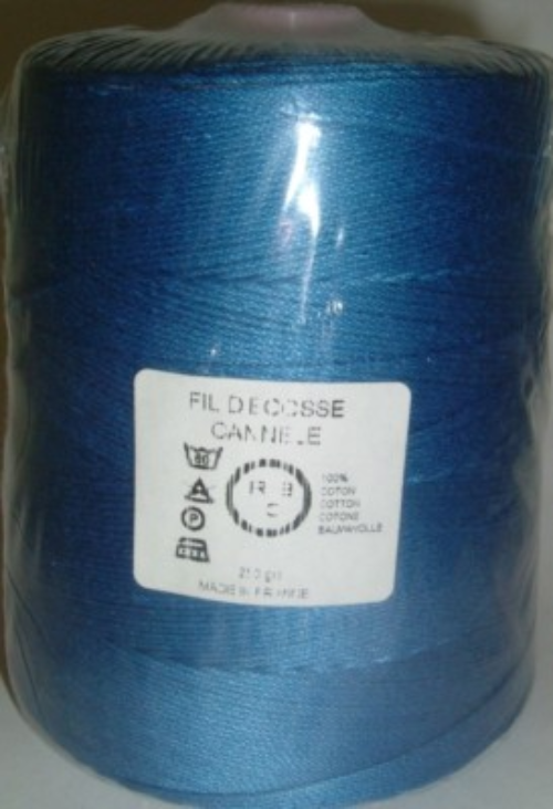Yeoman Cannele Corded Mercerised Cotton 4ply Ensign Y196.028