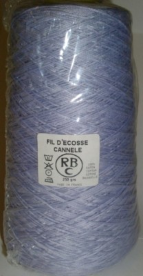 Yeoman Cannele Corded Mercerised Cotton 4ply Glycine Y196.015
