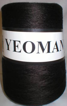 Yeoman Supersheen Acrylic Yarn Knitting Machine Dark Brown Y188.036