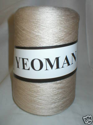 Yeoman Supersheen Acrylic Yarn Knitting Machine FAWN Y188.920