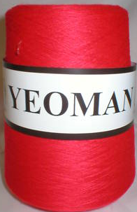 Yeoman Supersheen Acrylic Yarn Knitting Machine Fire Y188.023