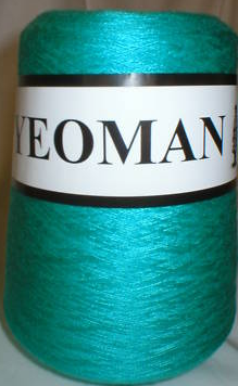 Yeoman Supersheen Acrylic Yarn Knitting Machine Green Y188.937