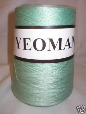 Yeoman Supersheen Acrylic Yarn Knitting Machine Mint Y188.089
