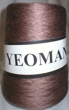 Yeoman Supersheen Acrylic Yarn Knitting Machine Nutmeg Y188.015