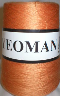 Yeoman Supersheen Acrylic Yarn Knitting Machine Ochre Y188.010