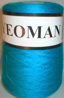 Yeoman Supersheen Acrylic Yarn Knitting Machine Peacock Y188.044