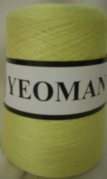 Yeoman Supersheen Acrylic Yarn Knitting Machine Yellow Y188.921